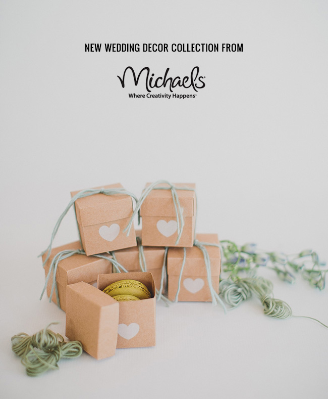New Wedding Decor Collection From Michaels