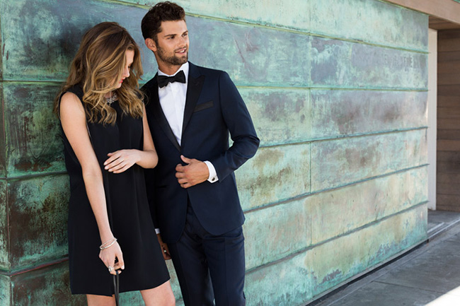 Outfit your Groomsmen in The Black Tux + Win 5 Suits!