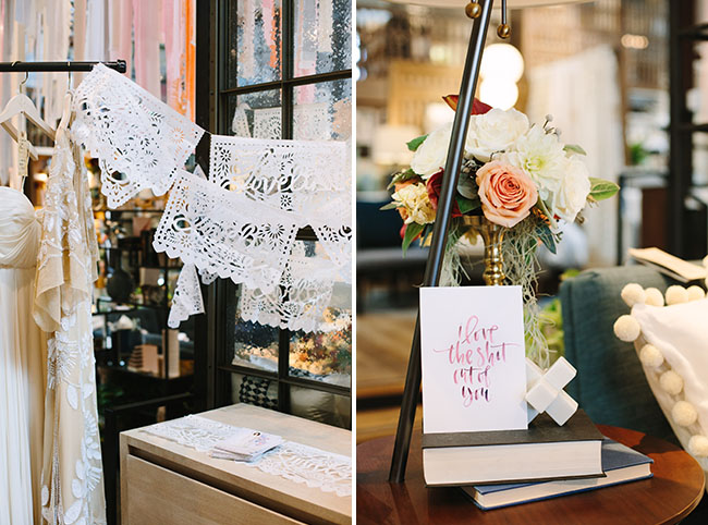 West Elm Green Wedding Shoes Event
