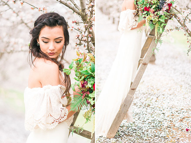 Daughters of Simone weddingdress
