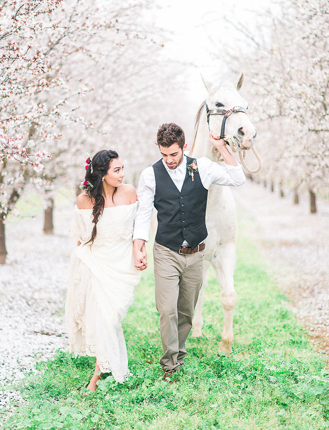 Blooming Orchard Inspiration