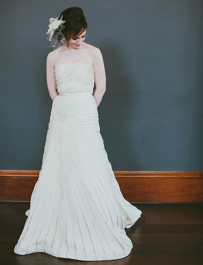 J.Crew Wedding Dress
