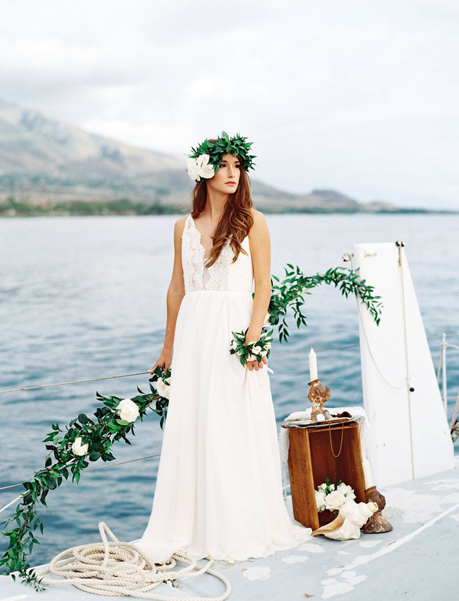 Ethereal Sailboat Inspiration