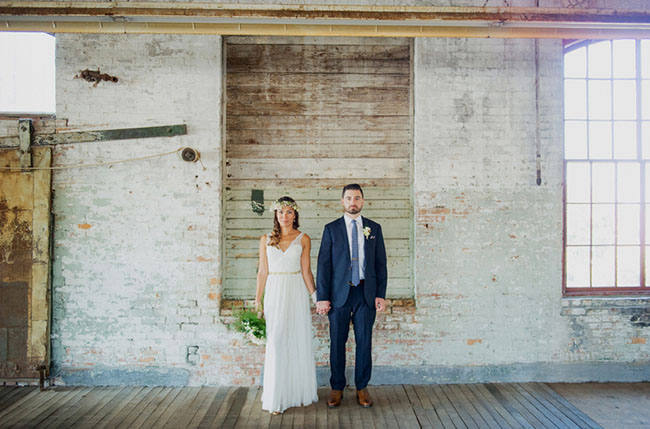 Factory Hudson Wedding