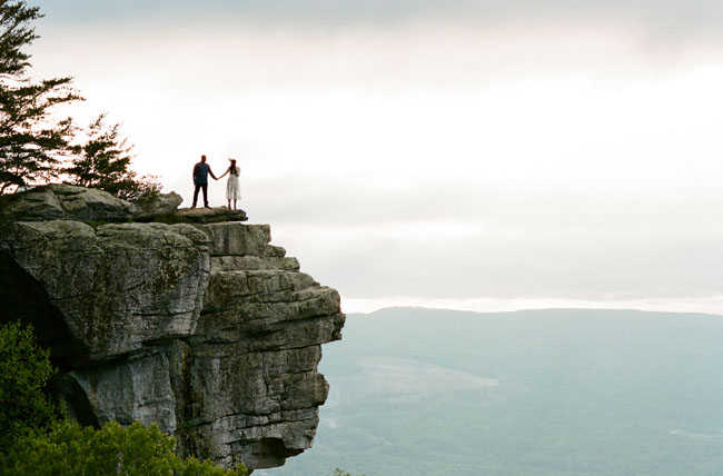 Tennessee Mountain Engagement