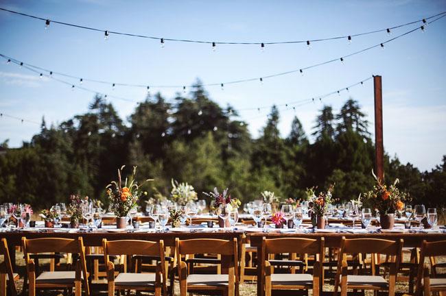 long dinner tables