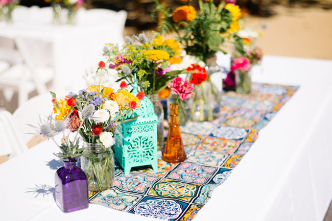 Fiesta Tablescape