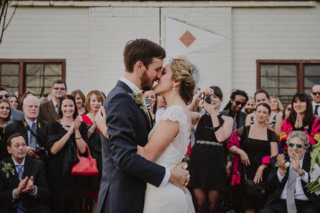 Golden Gate Bridge Wedding