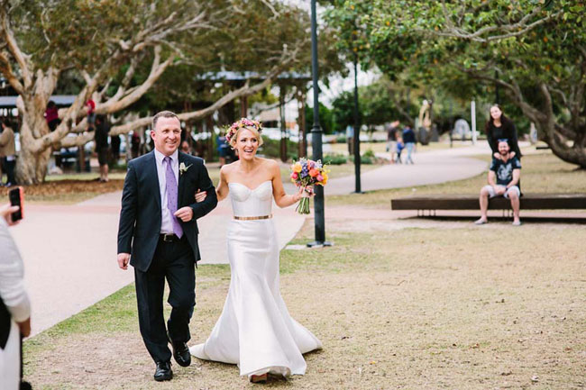Fiesta Australian Wedding