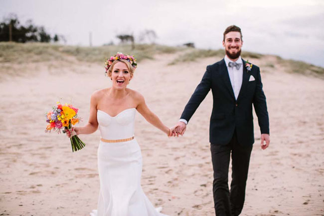 Australian Beach Wedding