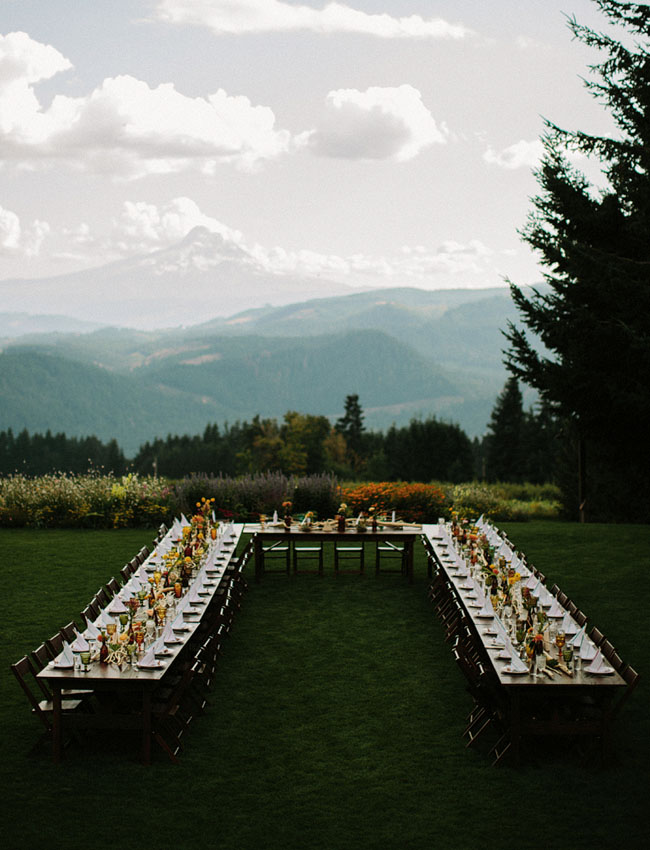 Oregon Wedding