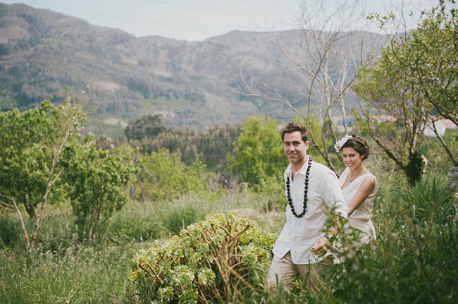 Spain Mountain Wedding