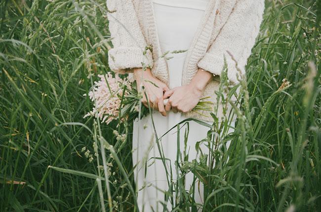 astilbe bouquet