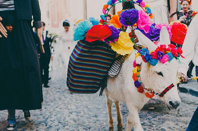 Mexico Parade
