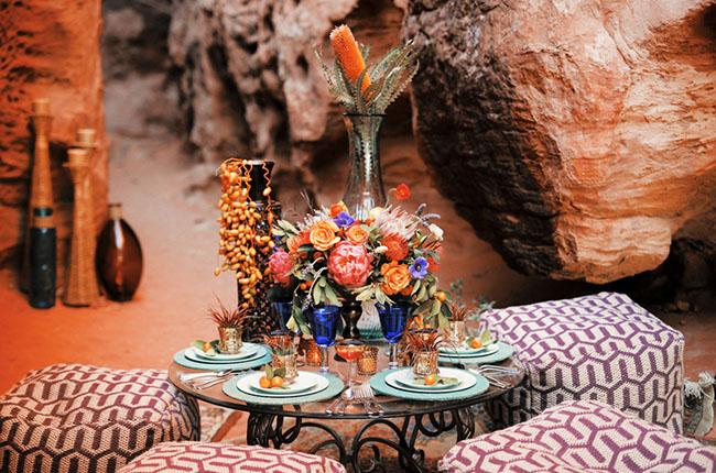 moroccan inspiration