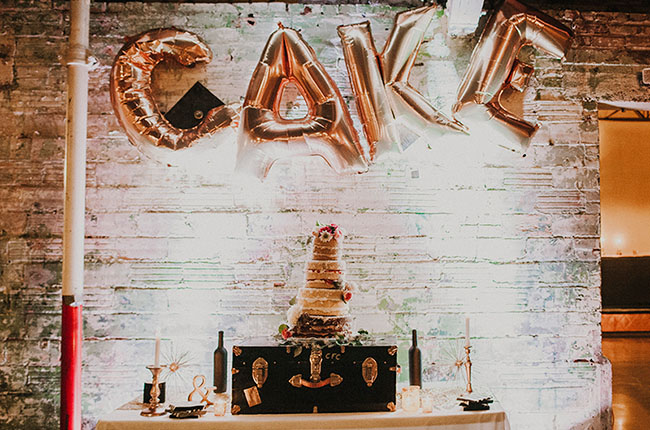 giant cake balloon letters