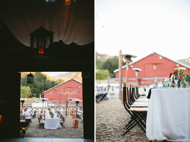 Ojai Barn Wedding
