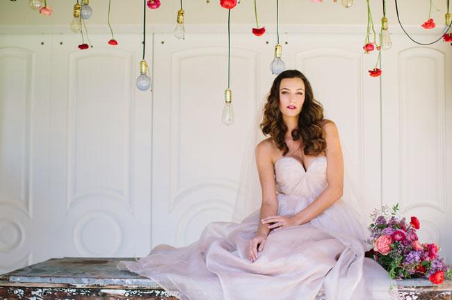 Sarah Seven Blush Dress