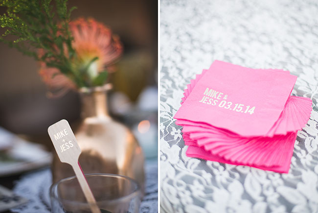 custom drink napkins