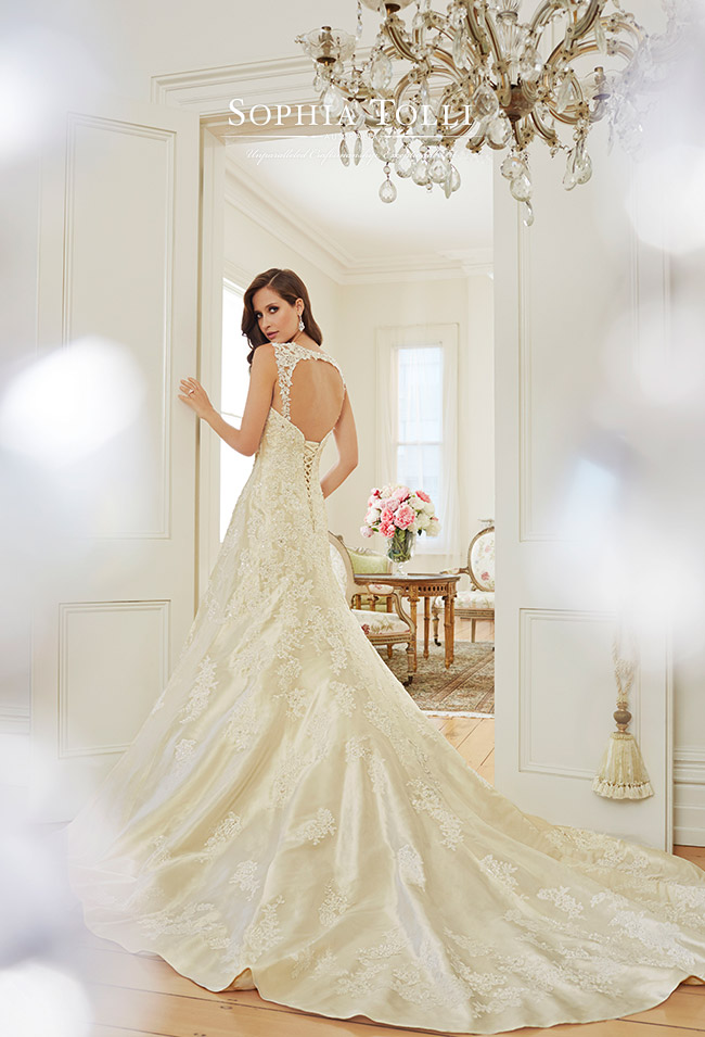 Sophia Tolli Wedding Dresses Green Wedding Shoes