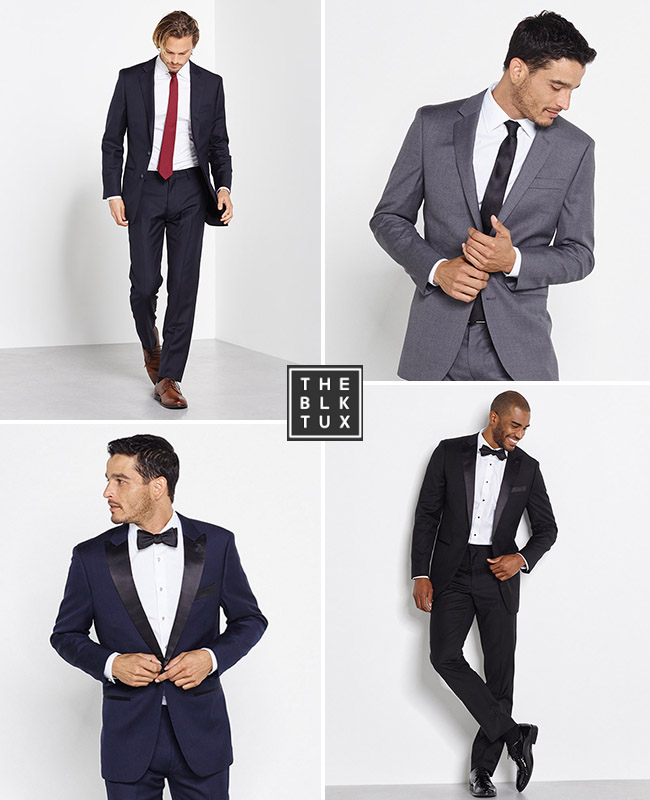 Tuxes from The Black Tux