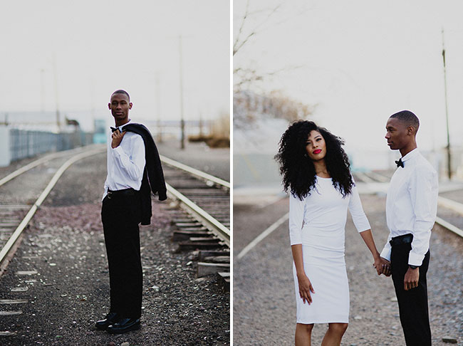 Urban Elopement Inspiration