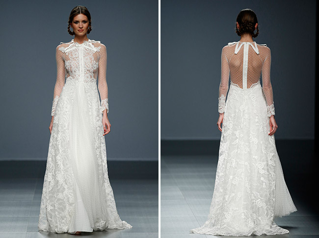 And The Last Show Of Week Was Largest Pronovias I Had Heard So Much About Their Shows It Didnt Disappoint