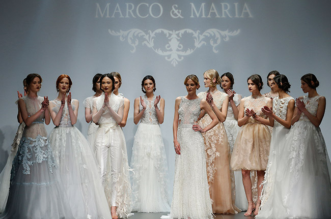 Marco & Maria Wedding Dress