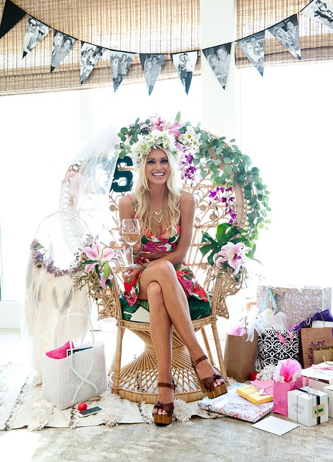 Malibu Barbie Bridal Shower