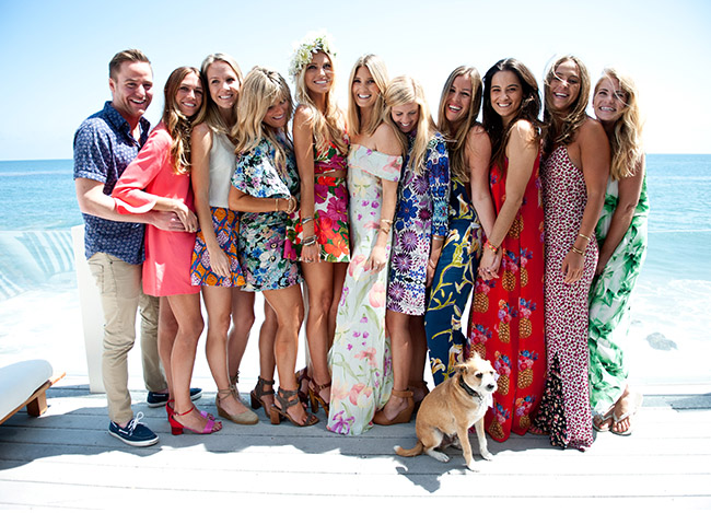 Malibu Barbie Bridal Shower