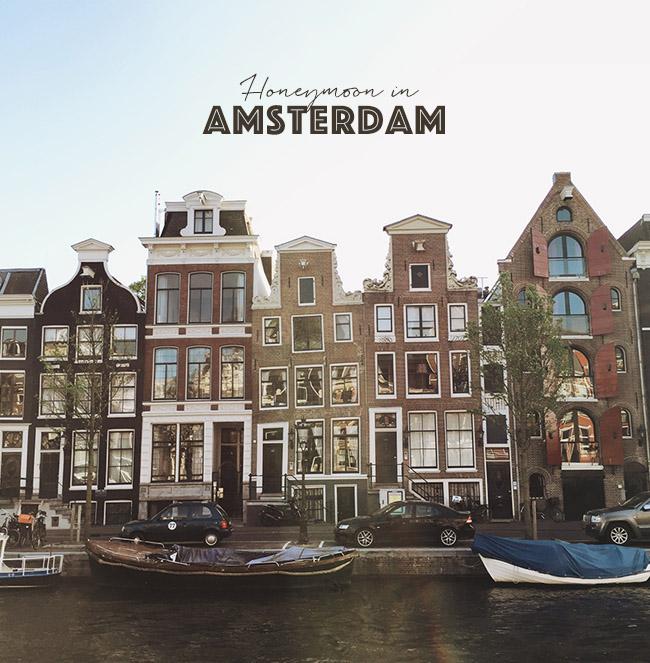 amsterdam honeymoon