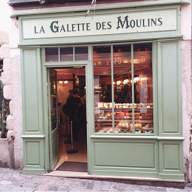 bread from paris