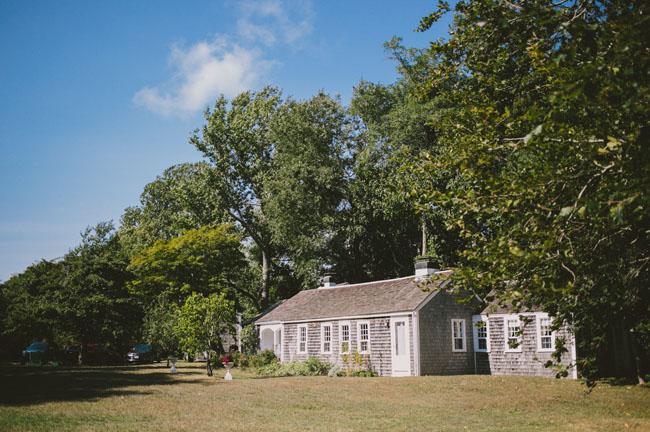 Cape Cod Backyard Wedding