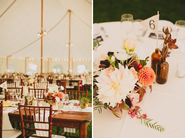 Cape Cod Backyard Wedding : backyard tent wedding - memphite.com