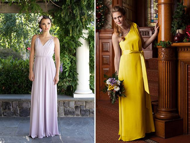 Wedding Dress Rental Chicago 13 Simple chic bridesmaid chic bridesmaid