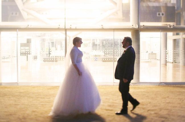 Dan Harmon Wedding