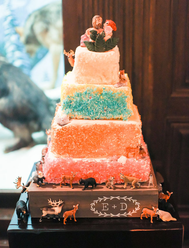 Dan Harmon Wedding Cake