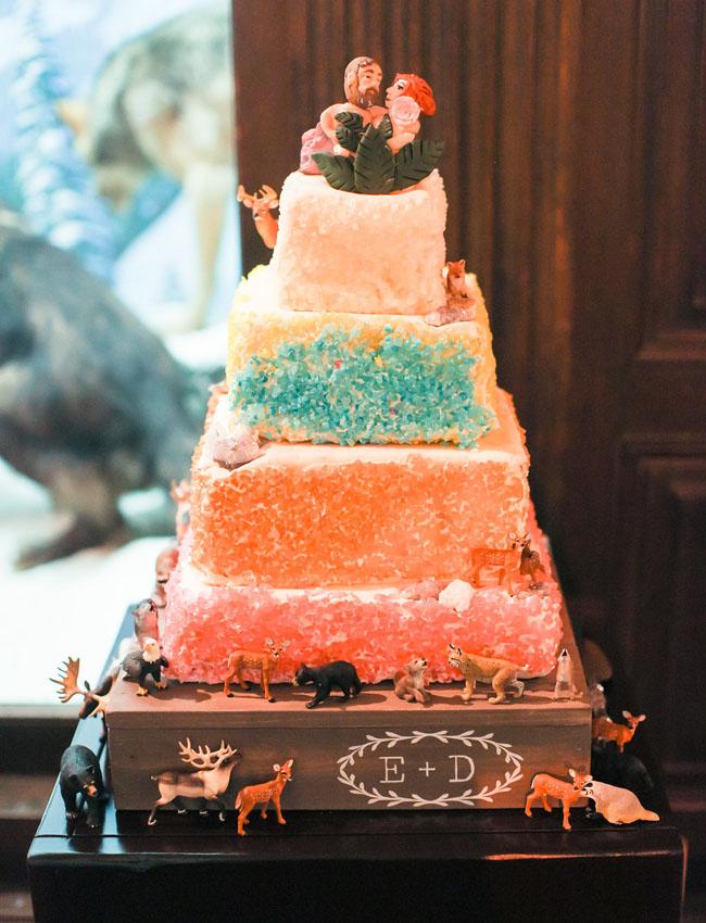 Dan Harmon Wedding Cake