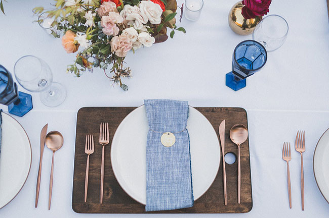 wooden plate tray