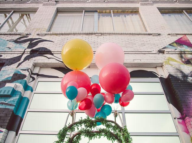 hot air balloon basket