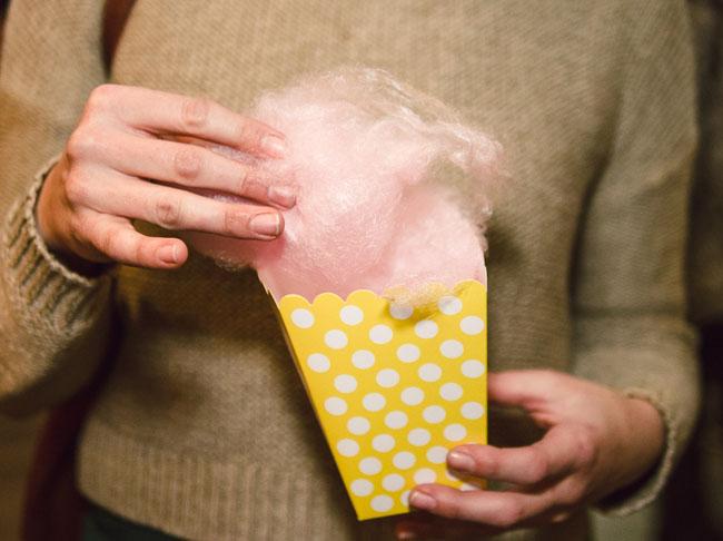 cotton candy bar