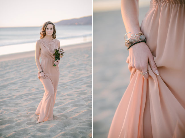 Romantic Gothic Beach Inspiration