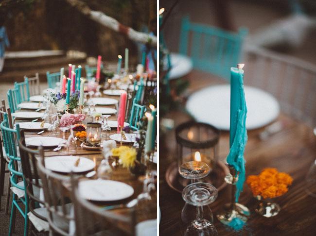 Colorful India Wedding