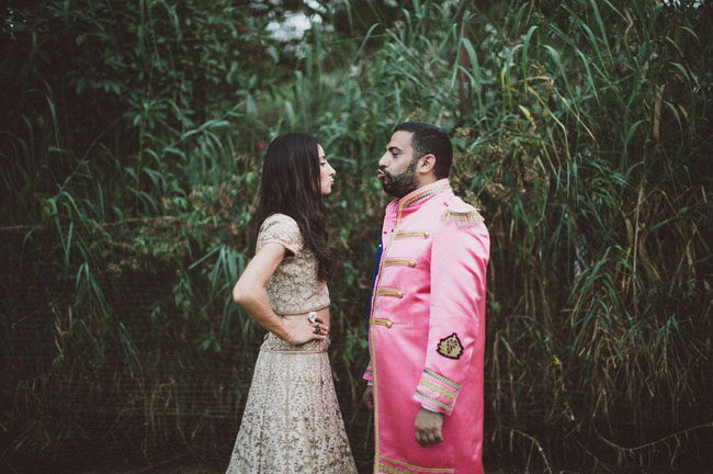 Colorful India Wedding