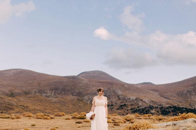 Leslie Pennel Wedding Dress