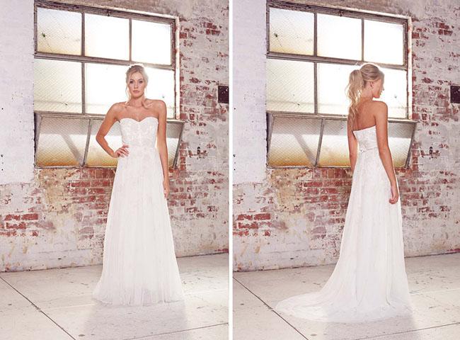 2015 KWH By Karen Willis Holmes Wedding Dress Collection