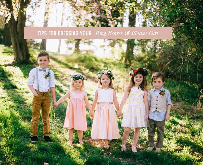 Wedding Ring Bearer 23 Stunning Boho Kids Fashion