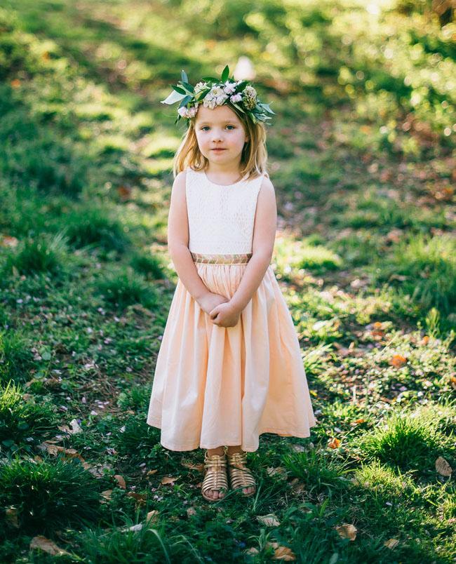 Wedding Ideas For Kids: Boho Styling Tips For Your Ring Bearer + Flower Girl