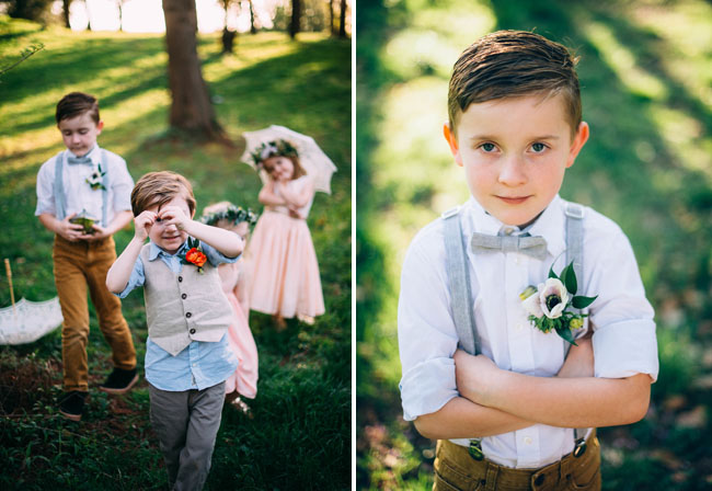 How Much Are Flower Girl And Ring Bearer Attire