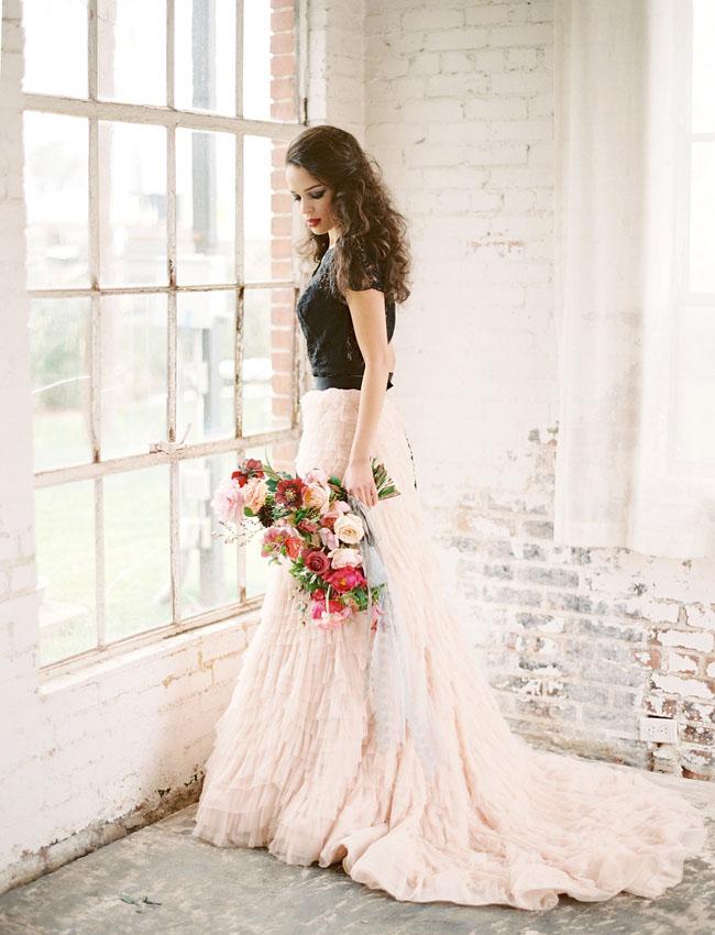 Watters two piece dress